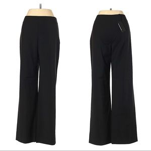 NEW Calvin Klein Collection Black Wool Pants